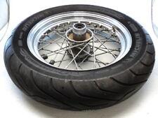 Harley Davidson FXSTC Soft Tail Custom #7540 Chrome Front 40 Spoked Wheel