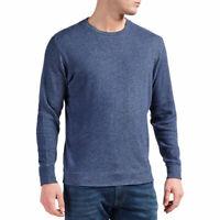 DIESEL S COMPTON Mens Sweatshirt Crew Neck Long Sleeve Casual Pullover Jumper