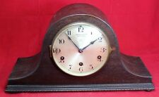 Hamburg American HAU Westminster Chime Mantel Clock - Vintage - For Repair