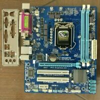 Gigabyte GA-H61M-S2PV Rev2.0 H61 LGA1155 DDR3 ATX + IO-Shield, Tested/Working