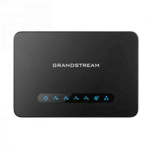 Grandstream Networks HT818 VoIP telephone adapter - HT818
