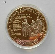 Abraham Lincoln, Emancipation Proclamation, American Mint proof