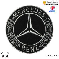 Motor Car Brand Logo Embroidered Iron On Sew On Patch Badge