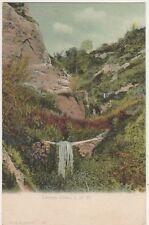 Lucomb Chine, Isle of Wight F.G.O. Stuart 165 Postcard B800
