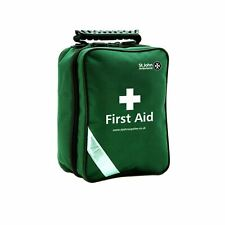 St John Ambulance Zenith First Aid Pouch Large Work Travel Portable Outdoor Bag