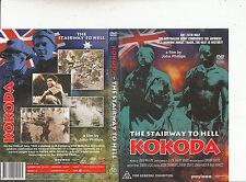 Kokoda:The Stairway To Hell-1942-World War 2-DVD