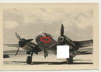 Südraum Italien ? Afrika ? deutsches Flugzeug Bomber JU 88 Staffelwappen