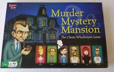 MURDER MYSTERY MANSION Game, 2008, University Games, COMPLETE