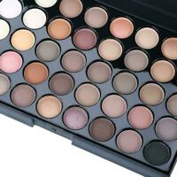 Cosmetic Matte Eyeshadow Cream Makeup Palette Sparkling Set 40 Colors Gift