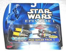 Micro Machines - Star Wars Episode I (Pod Racers Pack I) (MOC) - 100% complete