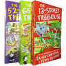 Andy Griffiths & Terry Denton 3 Books Collection Set, The 13-Storey Treehouse