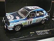 CITROEN Visa 4x4 Chrono Rallye Tour de Corse 1983 #18 Coppier Gr.B SP IXO 1:43