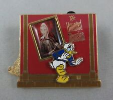 Walt Disney World WDW Pin - Haunted Mansion - Donald Duck / Mickey Mouse / Goofy