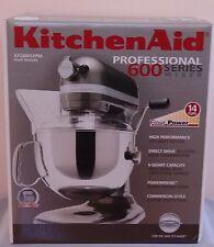 KitchenAid KP26M1XPM Pearl Metallic Professional 600 Series 6 Qt. New sealed box