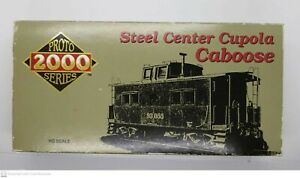 Proto 2000 Series Western Maryland # 1804 Steel Center Cupola CabooseHO Scale