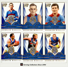 2014-15 Select AFL Honours Brownlow Gallery Cards Club Collection W.Bulldogs(10)