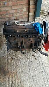Ford Capri Pinto     engine mounts