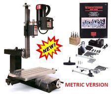 Sherline 5810a Metric Nexgen Vertical Mill Package A New Inch Sherline 5800a