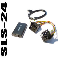 Dension Gateway 300 iPod USB iPhone 4 3 BMW E38 E83 E39 mit 40 Flach Pin Stecker