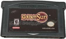 Golden Sun GBA Cartridge, US Seller. Repro