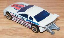 Hot Wheels Bianco Dodge Neon da Collezione Giocattolo Die Cast Auto solo Leggi