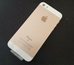 "APPLE IPHONE SE 2016 64GB 4"" ROSE GOLD ORO ROSA FATTURABILE IVA INCLUSA"