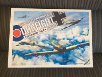The Battle Of Britain Dogfight Board Game