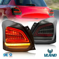 For [Suzuki Swift Sport ZC33S] 2017-2019 LED Sequential Turn Signal Tail Lights