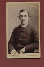 Scarborough. Brigham. Young Gentleman.  CDV photograph bf.103