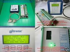ALTRONIC DE-3010, Anunciator System Terminal as photos, sn:1069/1132.