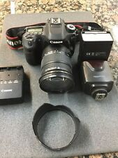 Canon EOS 80D DSLR Camera With 17-50mm Lens 24.2mp