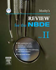USED (GD) Mosby's Review for the NBDE, Part II, 1e (Mosby's Review for the Nbde: