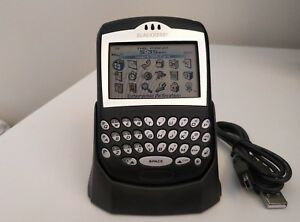 RARE BlackBerry 7290 - Black (Unlocked) Smartphone collectors item QWERTY phone