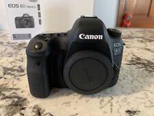 Canon EOS 6D Mark II 26.2MP Digital SLR Camera w/accessories.