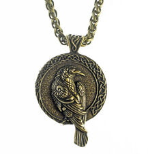 Game of Thrones Black Bird Crow Men's Pendent Amulet Protective Talisman N82