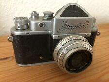 Zenit C von 1957 mit Seriennummer: 57129523