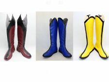 X-MEN Logan Wolverine Cosplay Shoes Boots Three Styles