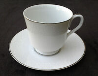 Sango Four Crown Southampton 384 Pattern China, Footed Cup & Saucer!