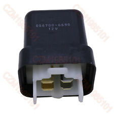 12v Starter Relay 35800 75070 For Kubota B21 L2900dt L3010dt L3300dt L3410dt