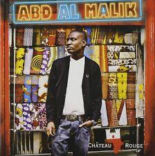 ABD AL MALIK - Chateau Rouge (2010) CD BRAND NEW at MusicaMonette, Canada