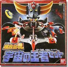 NEW Soul of Chogokin GX-04S UFO Robo Grendizer Champion Set of the Universe F/S