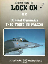 VERLINDEN LOCK ON 2 GD F-16 FIGHTING FALCON USAF TFW ANG NATO BELGIUM DUTCH IDF