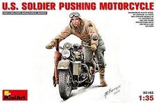 Motocicletas de automodelismo y aeromodelismo de plástico Escala 1:35