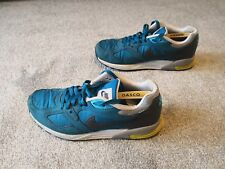 Nike Air Base 2 men's trainers in blue/black/grey UK size 7