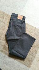 LEVIS 504 Herren Jeans Hose Regular Straight Fit Baggy Braun 36/30