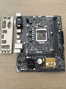 ASUS H110M-A/M.2 1151 Socket 6/7th Gen USB3.0 M.2 6Gbs I/O Shield + Stock Cooler