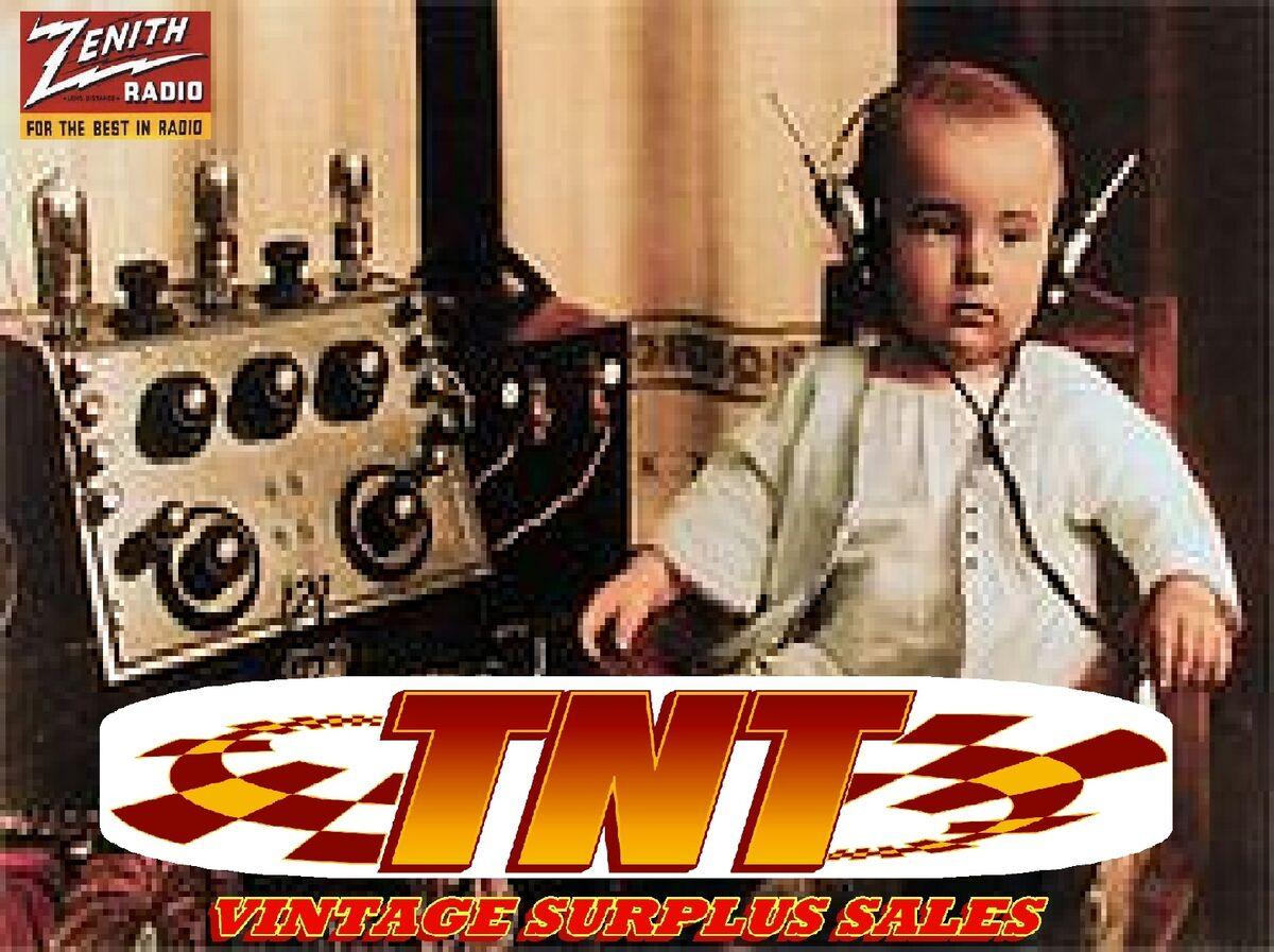 TNT Vintage Surplus Sales