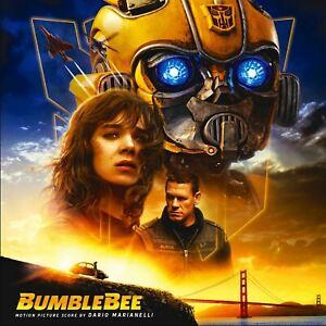 Bumblebee - Complete Score - Limited 2000 - Dario Marianelli