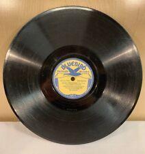 Louis Armstrong - Basin Street Blues / Dusky Stevedore Bluebird B-5408 Jazz