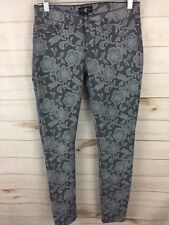 Cello Jeans Womens with Floral Print Sz 5 (F4)